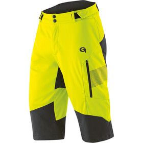 Gonso Sirac Shorts Hombre, amarillo